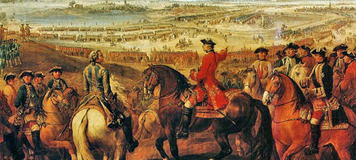 Battle of Lauffield