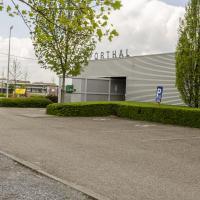 Riemst: Sporthal Op 't Reeck, Reeckervelt 3