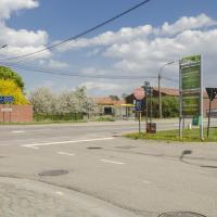 Vlijtingen: Kruising Bilzersteenweg/Allewijstraat