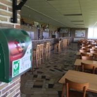 Voetbalkantine Hedera-Millen, Elderenweg 2, Millen
